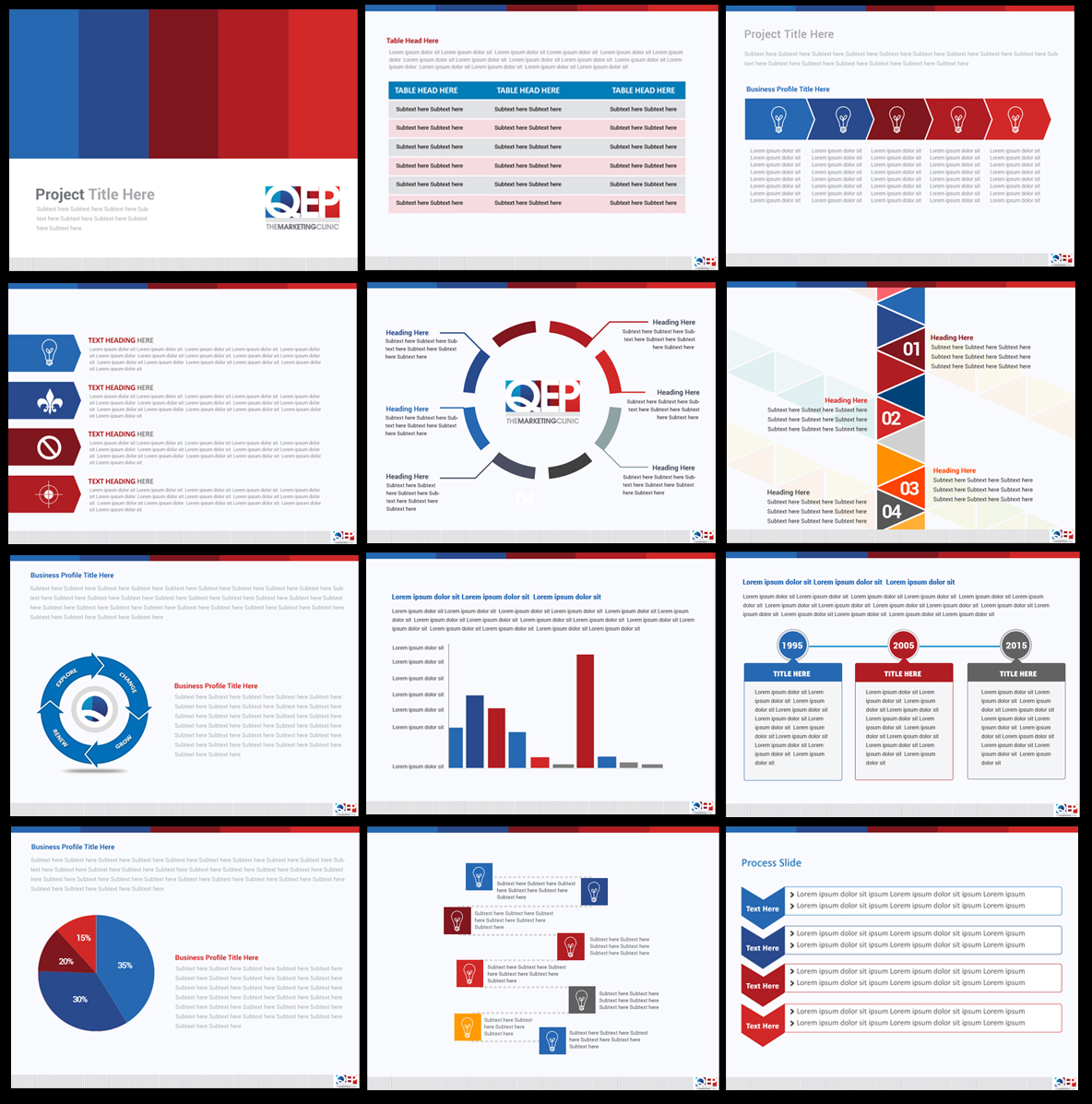 Best Free PowerPoint Templates & Google Slides Themes · SlidesCarnival