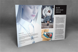 Brochure Design by barinix - The Many Sides Brochure