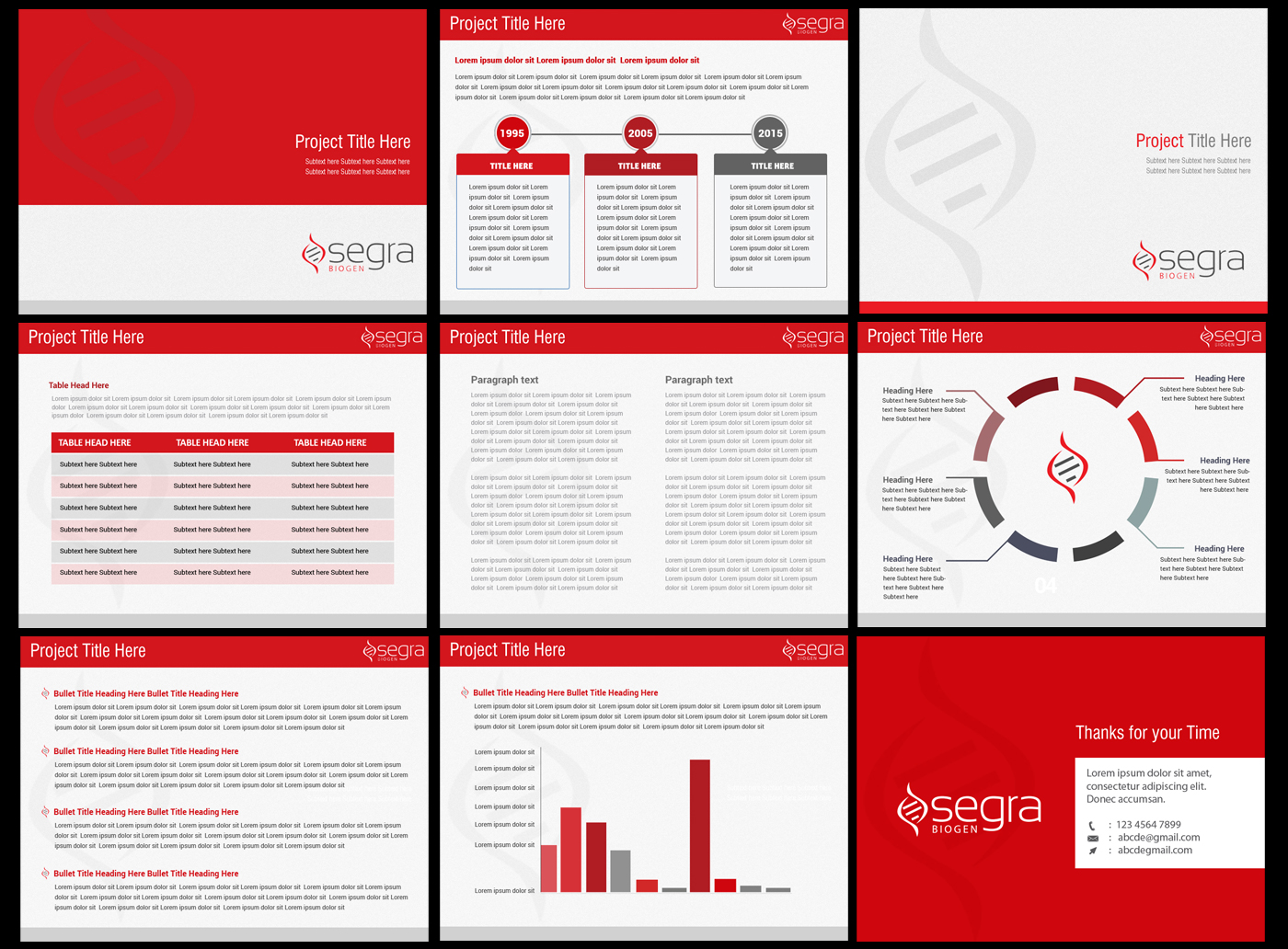 elegant playful it company powerpoint design for a company by best