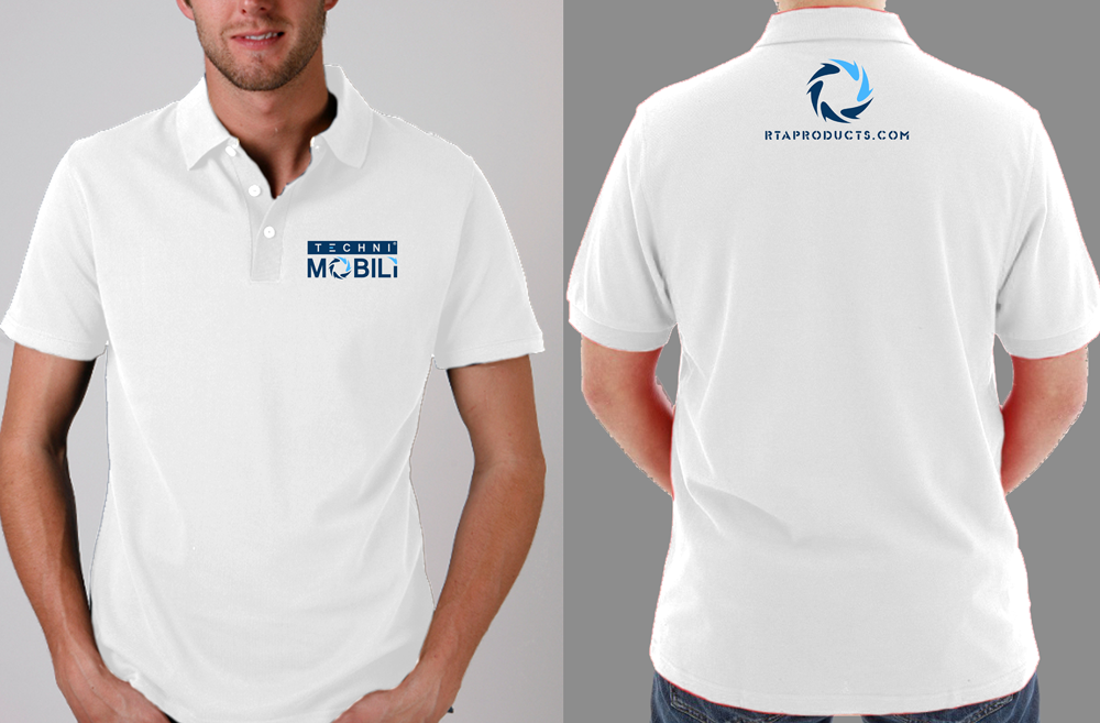 Fett Modern Business T Shirt Design Fur A Company Von
