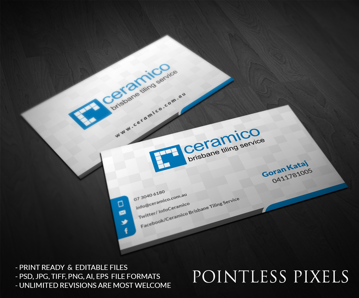 39 business card designs business business card design project for business card design by pointless pixels india for this project design 5457619 colourmoves