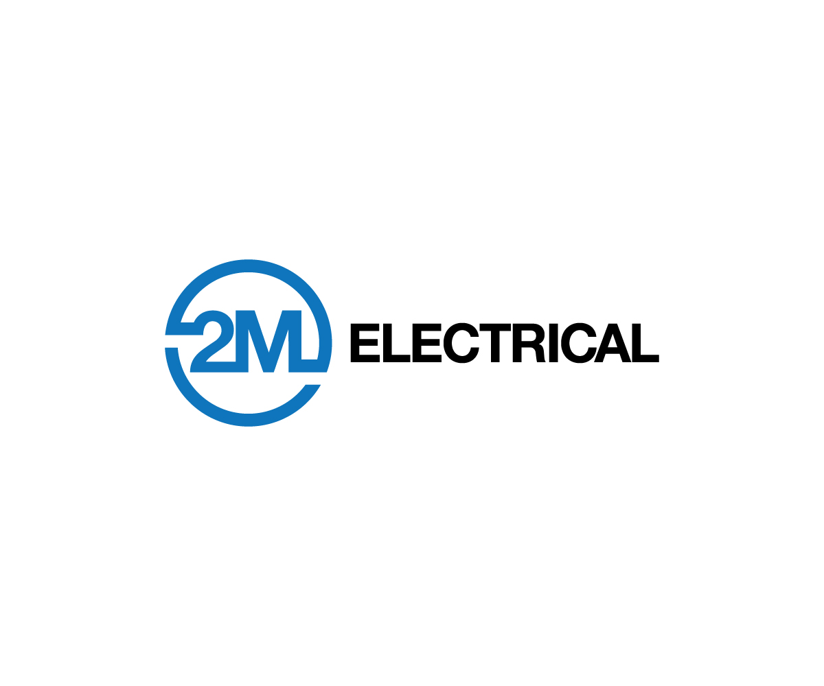 Electrician Logo Design for 2M Electrical by mandex ...