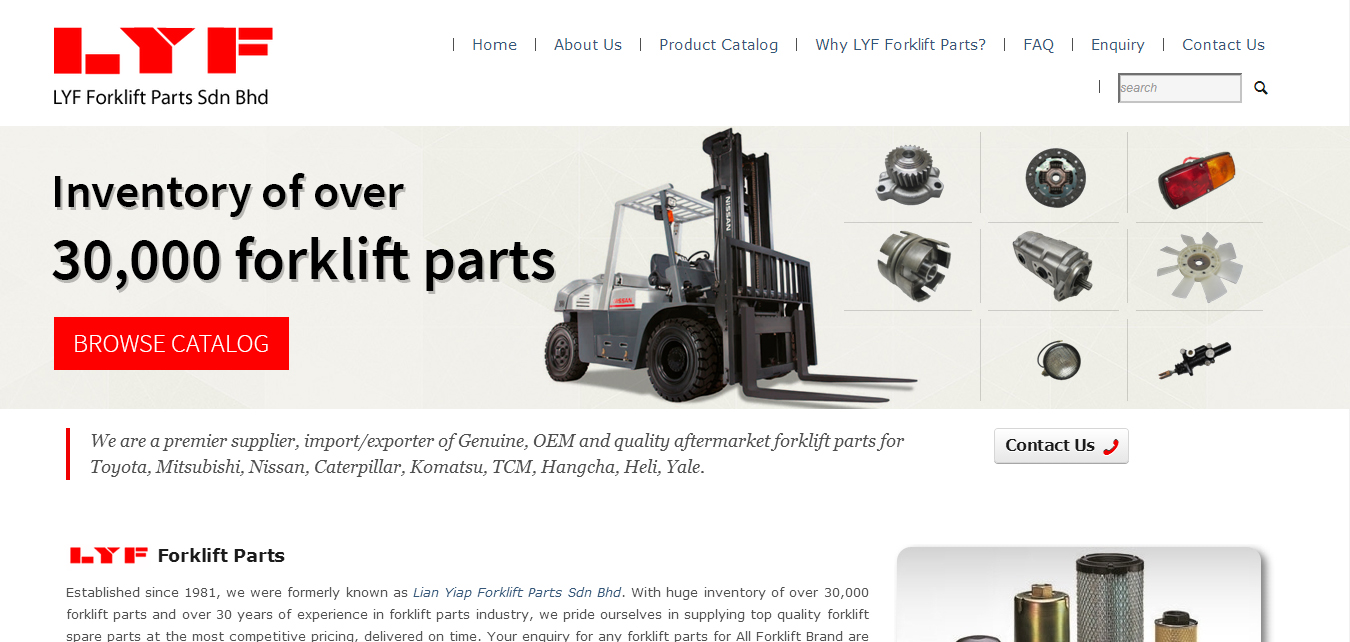 Professional, Masculine, Industrial Banner Ad Design for a