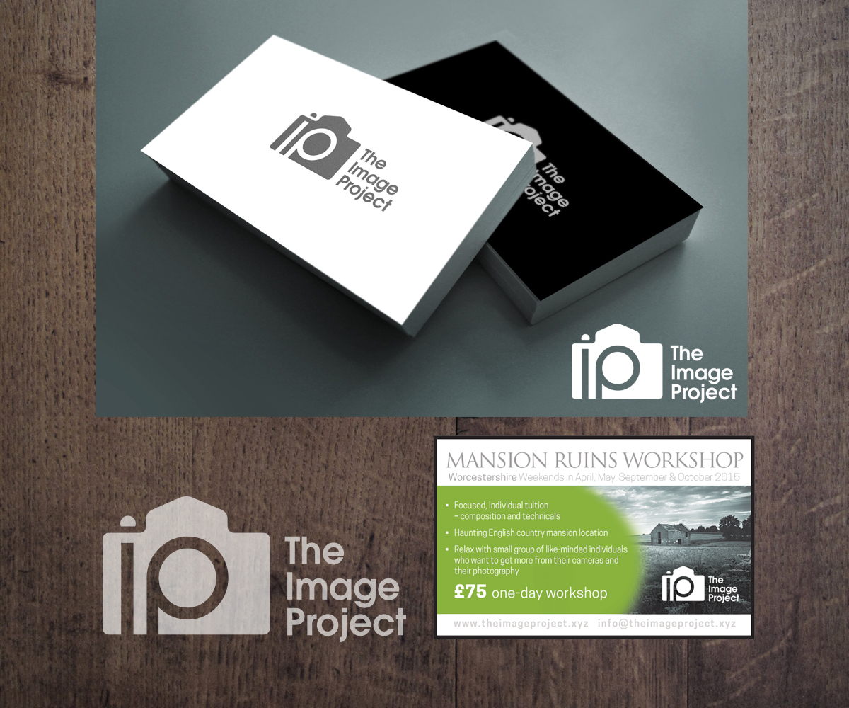 Modern, Elegant Graphic Design for The Image Project by see why ...