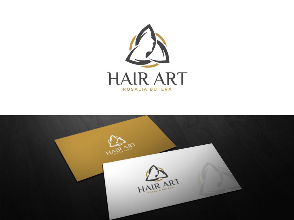 Salon logo design for just name salon logo for business card by logo design by ddamiandd for this project design 5415520 colourmoves