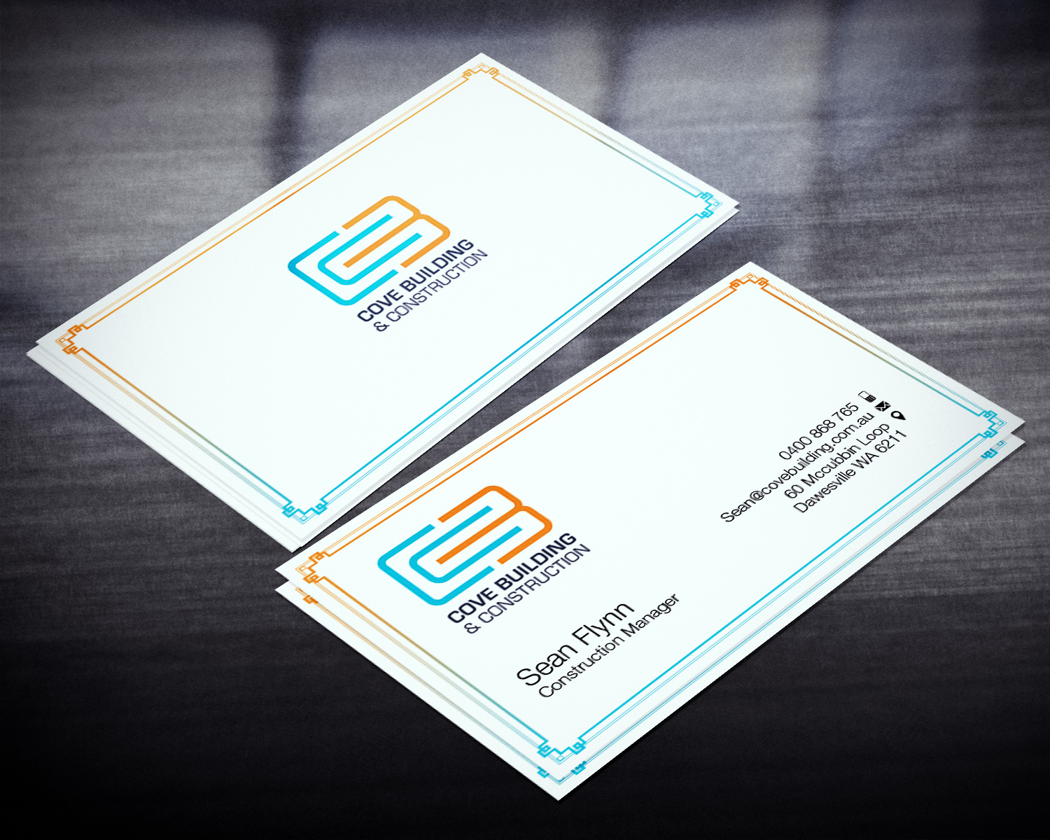 Business Business Card Design for a Company by Creation Lanka ...