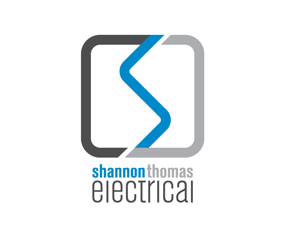 Logo Design for Shannon Thomas Electrical by PCab Designs | Design ...
