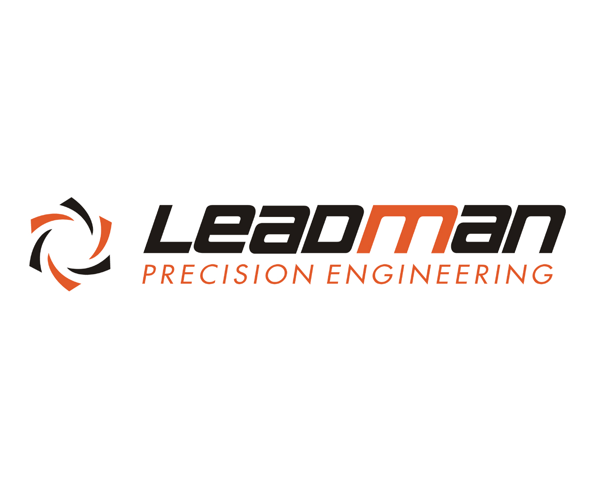 Elegant modern leadership logo design for leadman for International design company