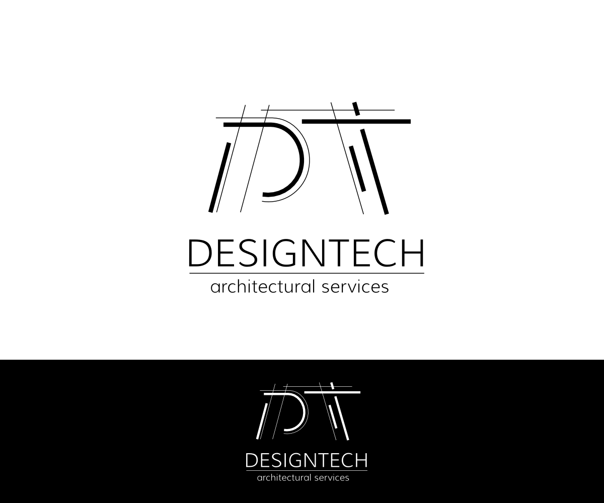 Upmarket modern logo design for designtech studio by vgb for Architecture and design company