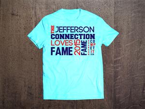T-shirt Design by designandB - Bloomington Jefferson Show Choir t-shirt