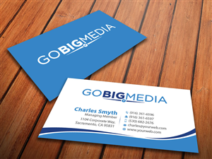 business card design design submitted to gbm business card design closed