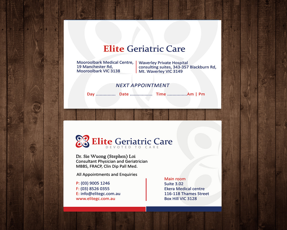 Printing Business Card Design for a Company by GTools | Design #5462770