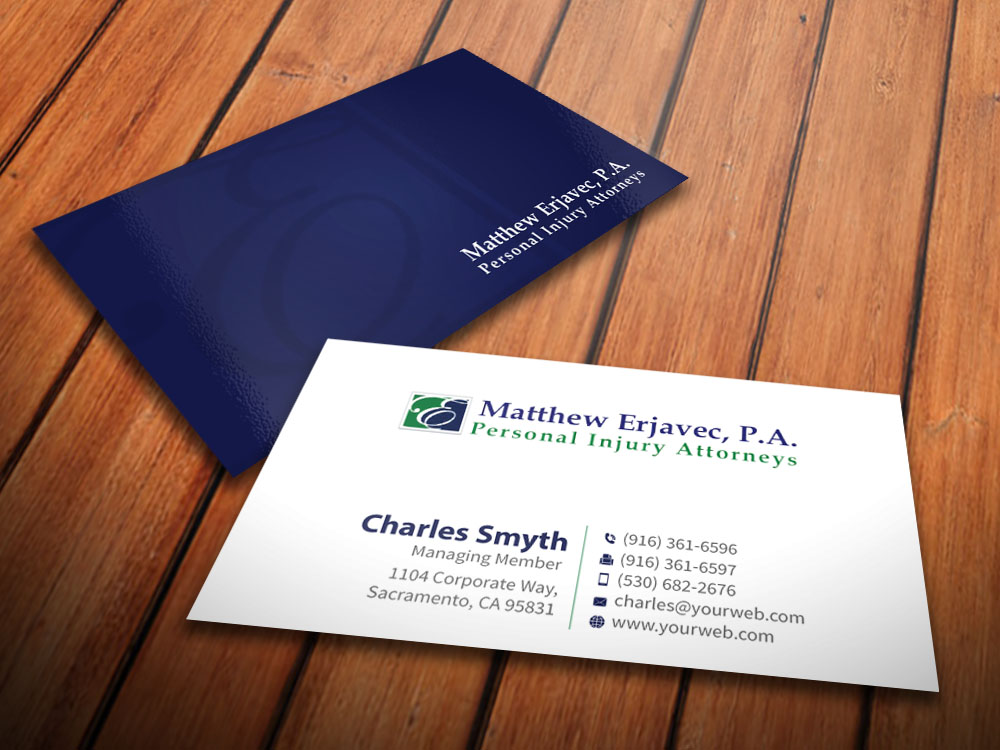 Business Card Design By Mediaproductionart For This Project 5439507