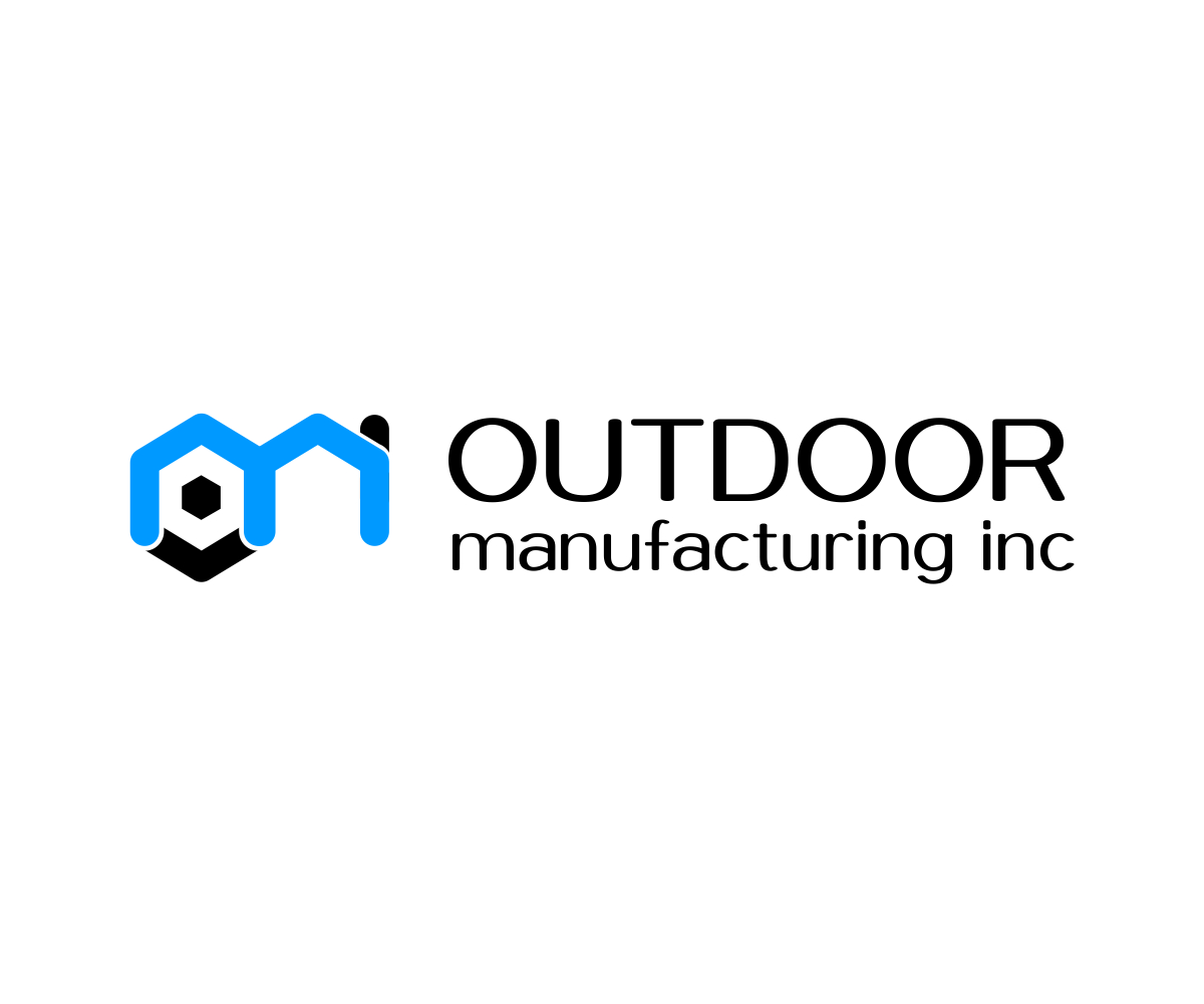 Bold, Professional Logo Design for OMI- Outdoor Manufacturing Inc ...