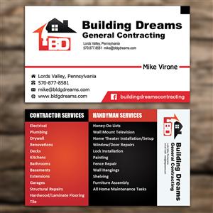 Building Dreams General Contracting
