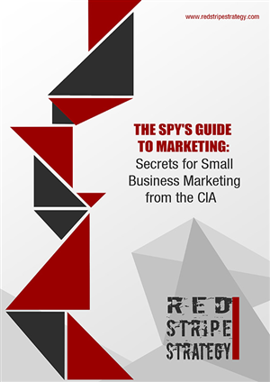 Brochure Design by SD Web Creation - Modern Ebook Design: The Spy's Guide to Marketi ...