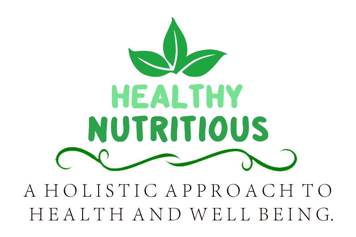 Nutrition Logo Design for Healthy Nutritious a holistic