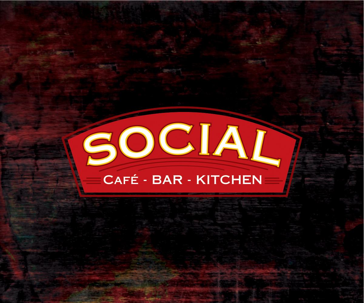 Store Logo Design For Social Cafe Bar&kitchen By BalakotaSiddarth