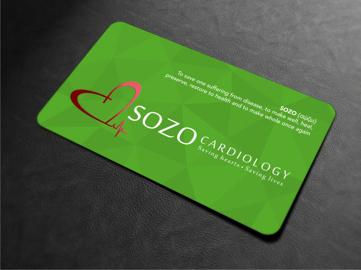 68 modern business card designs clinic business card design business card design by atvento graphics for this project design 5471111 reheart Gallery