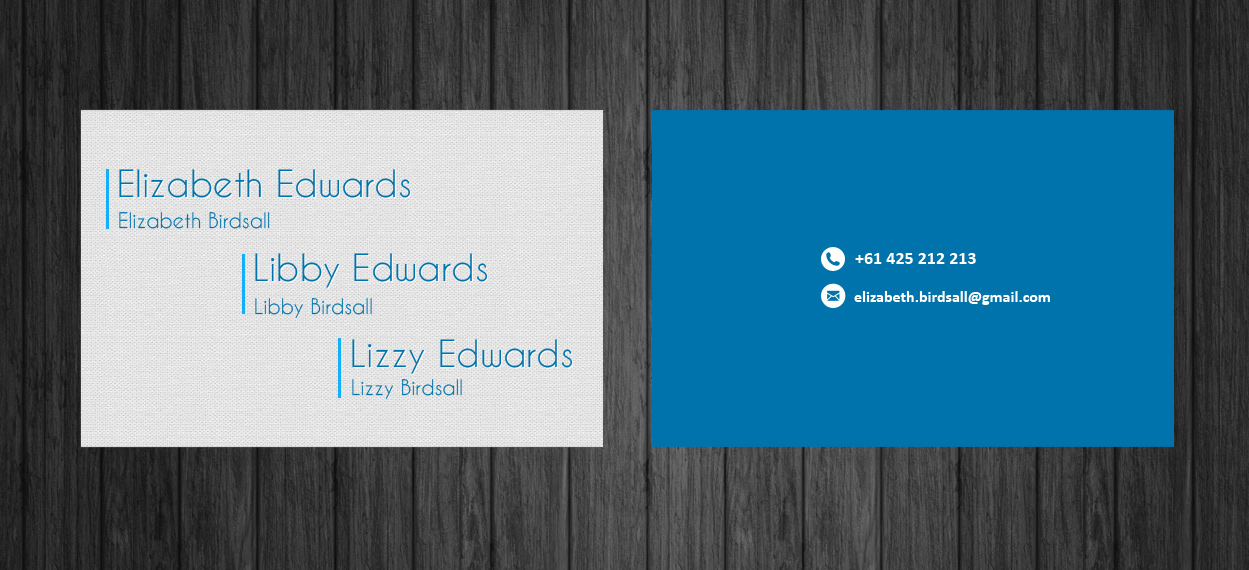 Playful, Modern, Business Business Card Design for a Company by ...