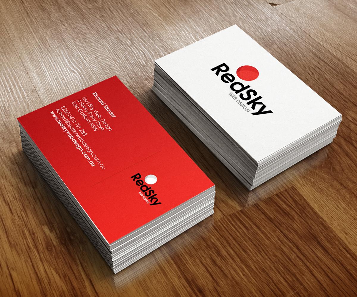 Modern, Professional Business Card Design by tapstudio | Design #5547525