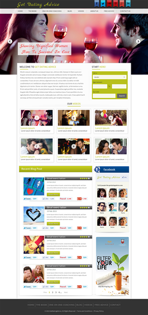 Blog Design by Smart