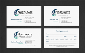 Business Card Design by pixelfountain