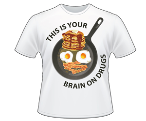 Illustration Design by SpaGGy - OUTFITTERS LOOKING FOR T-SHIRT GRAPHIC SPOOFING ...
