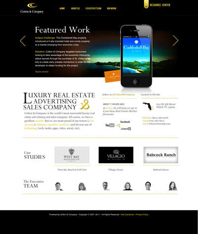 Budget International Website Design 308907