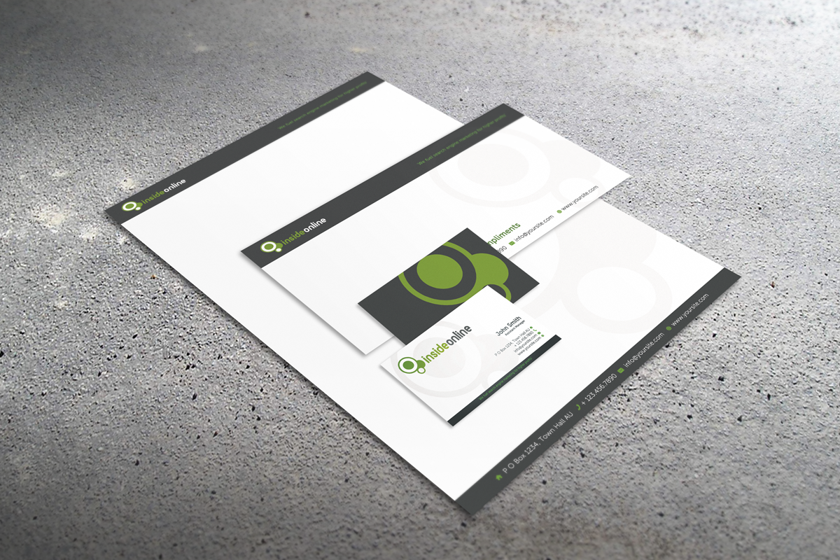 Playful, Traditional, Business Card Design for a Company by Sarah ...