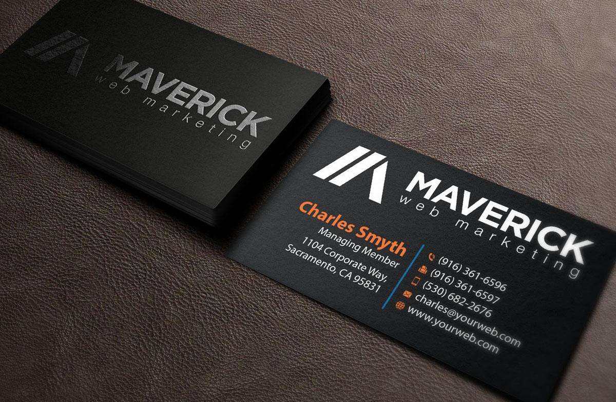 113 Bold Business Card Designs | Marketing Business Card Design ...