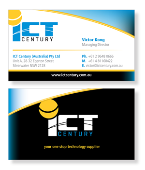 Business Card And Business Name 1575871