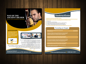 Brochure Design by ESolz Technologies - Training Business needs brochure design for an  ...