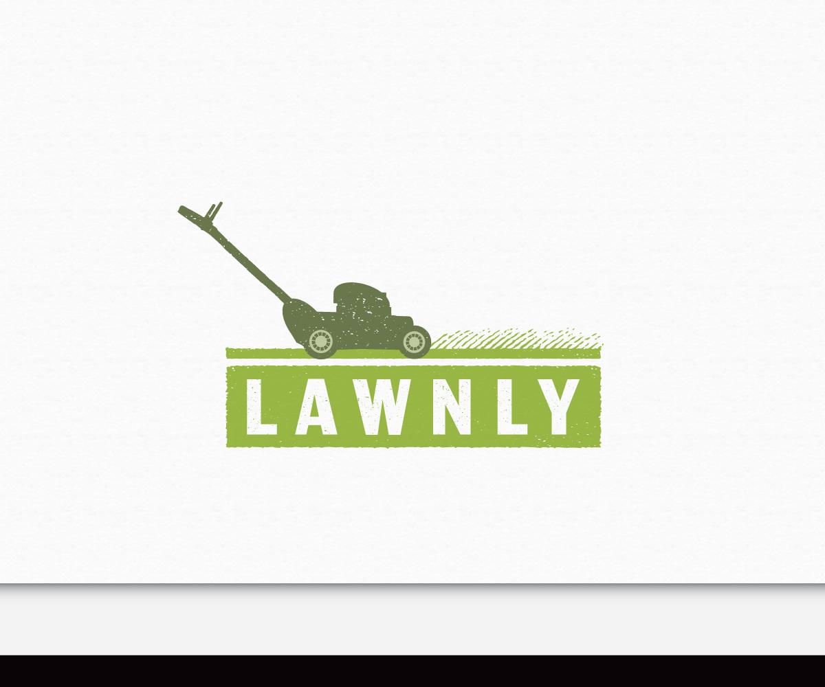 28 Feminine Modern Lawn Care Logo Designs for Lawnly a ...