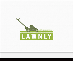 lawnly logo design by adsonix