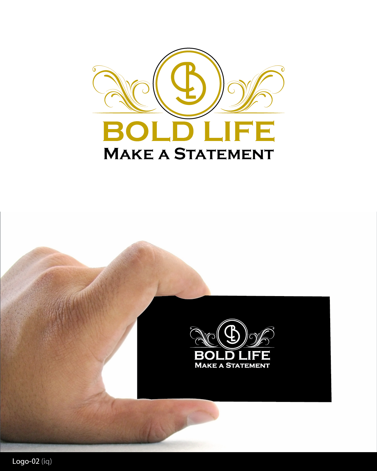 Professional feminine business logo design for bold life make a logo design by esolbiz for this project design 5532813 reheart Gallery