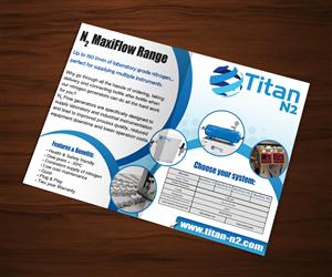 Brochure Design by KhristianVinuya - Editable A4 Flyer Template Design