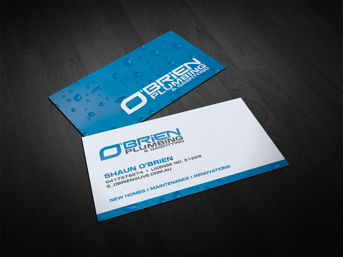 Business Card Design By Dirty Emm For This Project 1525856