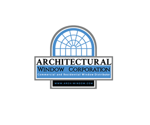 Logo Design by emptyboxgraphics - New logo for Architectural Window Corporation