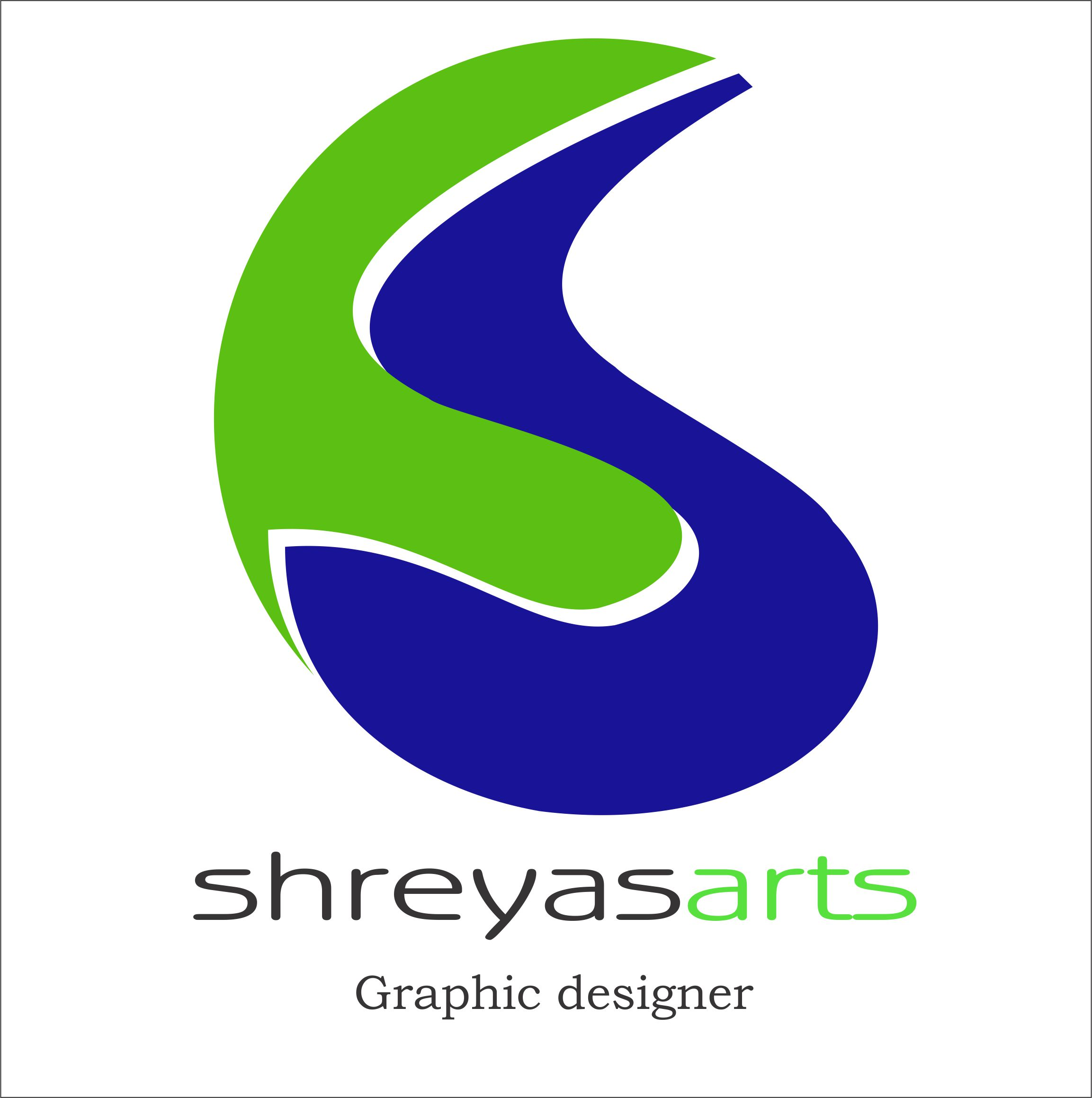 Logo designer | Shreyas Arts