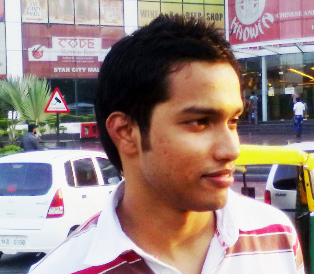 Logo designer | Amit Prakash