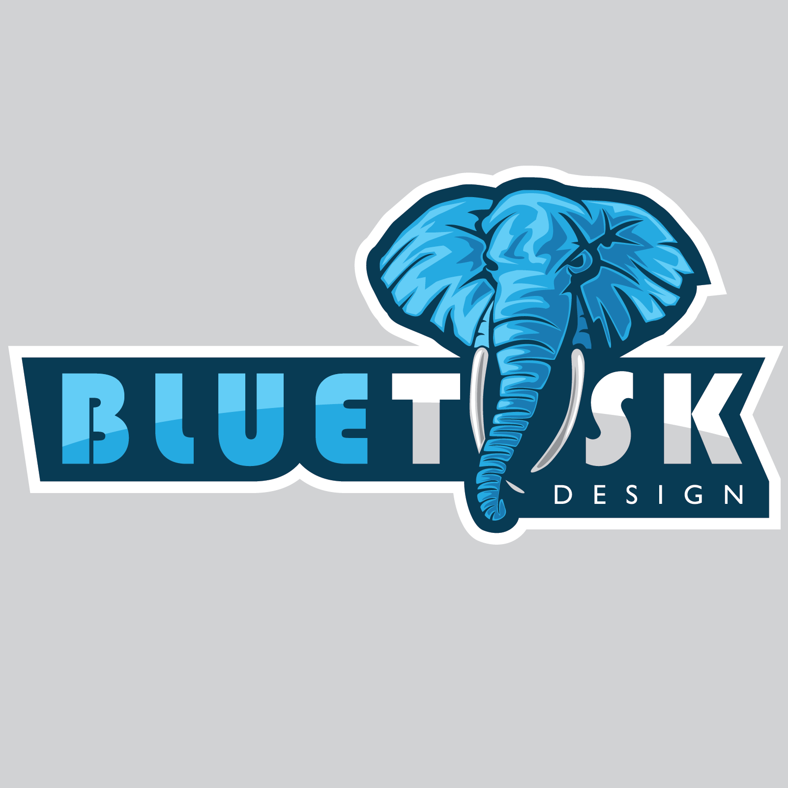 Logo designer | Blue Tusk Design