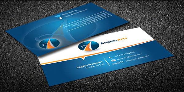 Angelonyamu freelance logo designer nairobi kenya create business card and logo reheart Gallery