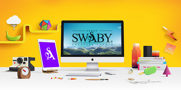 Incredible Andre Swaby Creative Studio Freelance Logo Designer Web Home Remodeling Inspirations Genioncuboardxyz