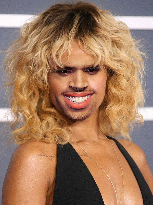 Chris Brown 2000