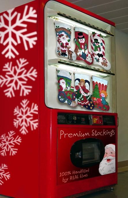photoshop submission for unsung vending machines 3 contest
