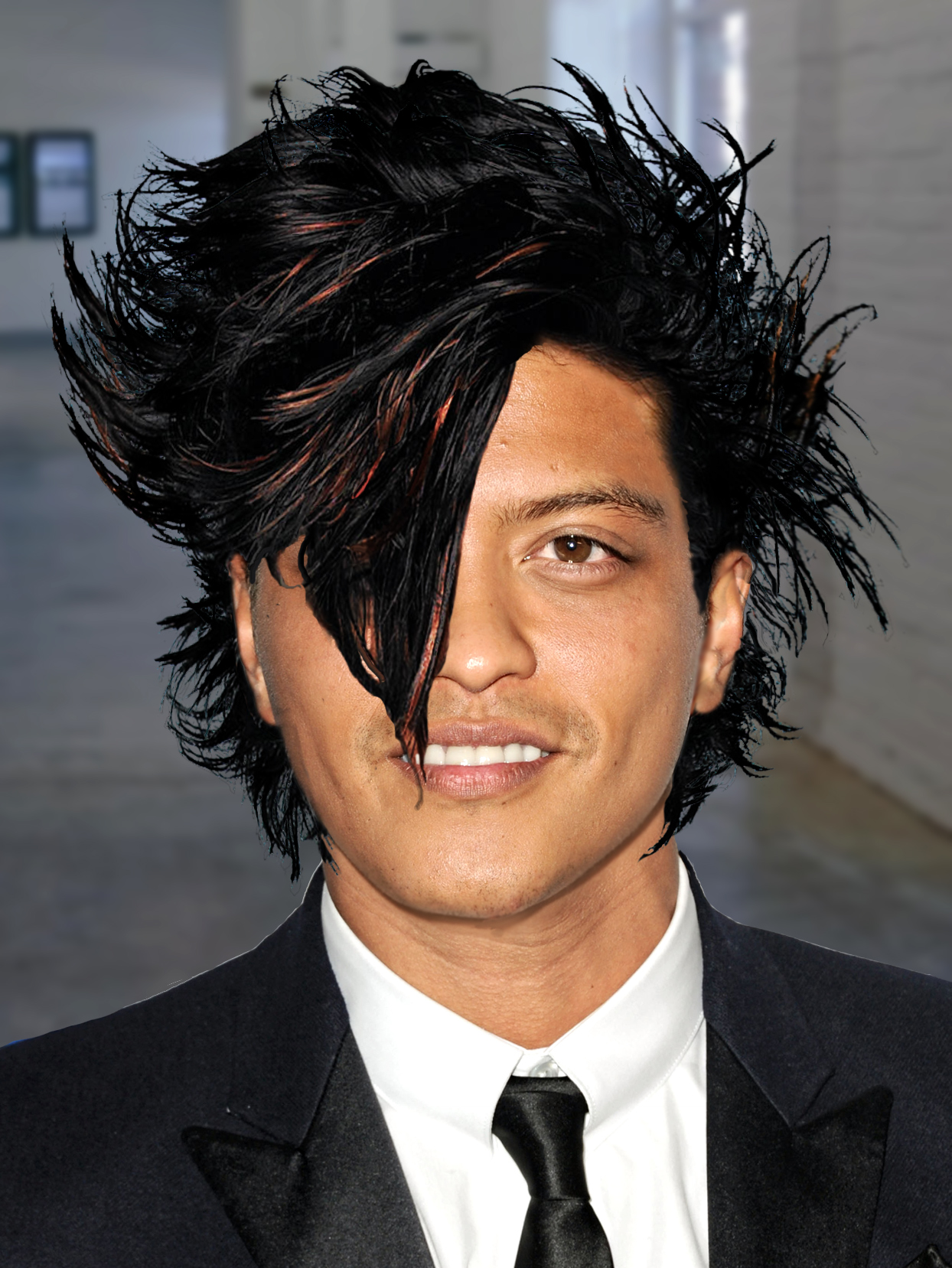 bruno mars hair styles bruno mars hairstyle name fade haircut 7299