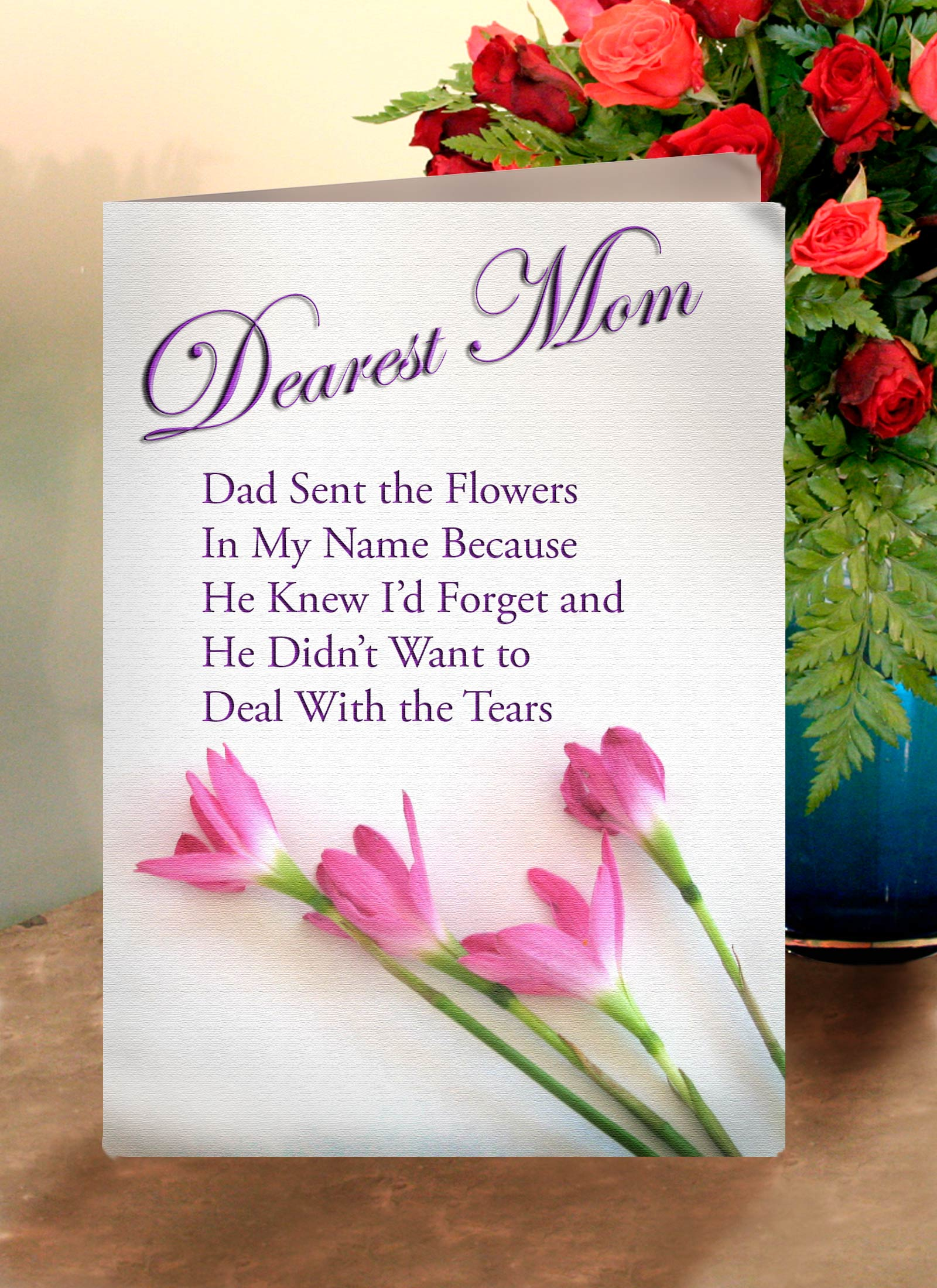 Photoshop Submission For If Mothers Day Cards Told The Truth