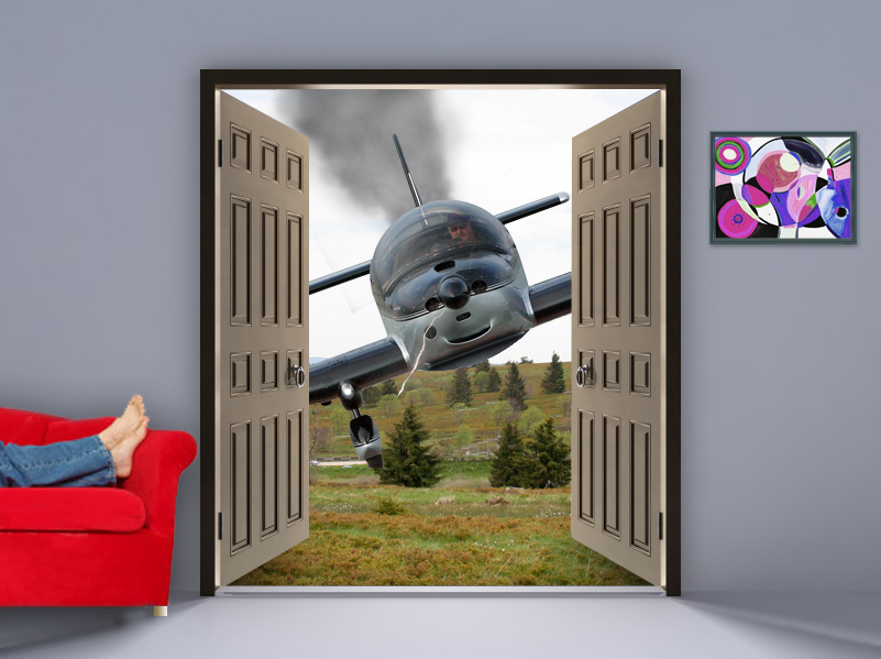 Open Door Policy 2 & This photoshop contest is now closed. 48 creatives participated ...