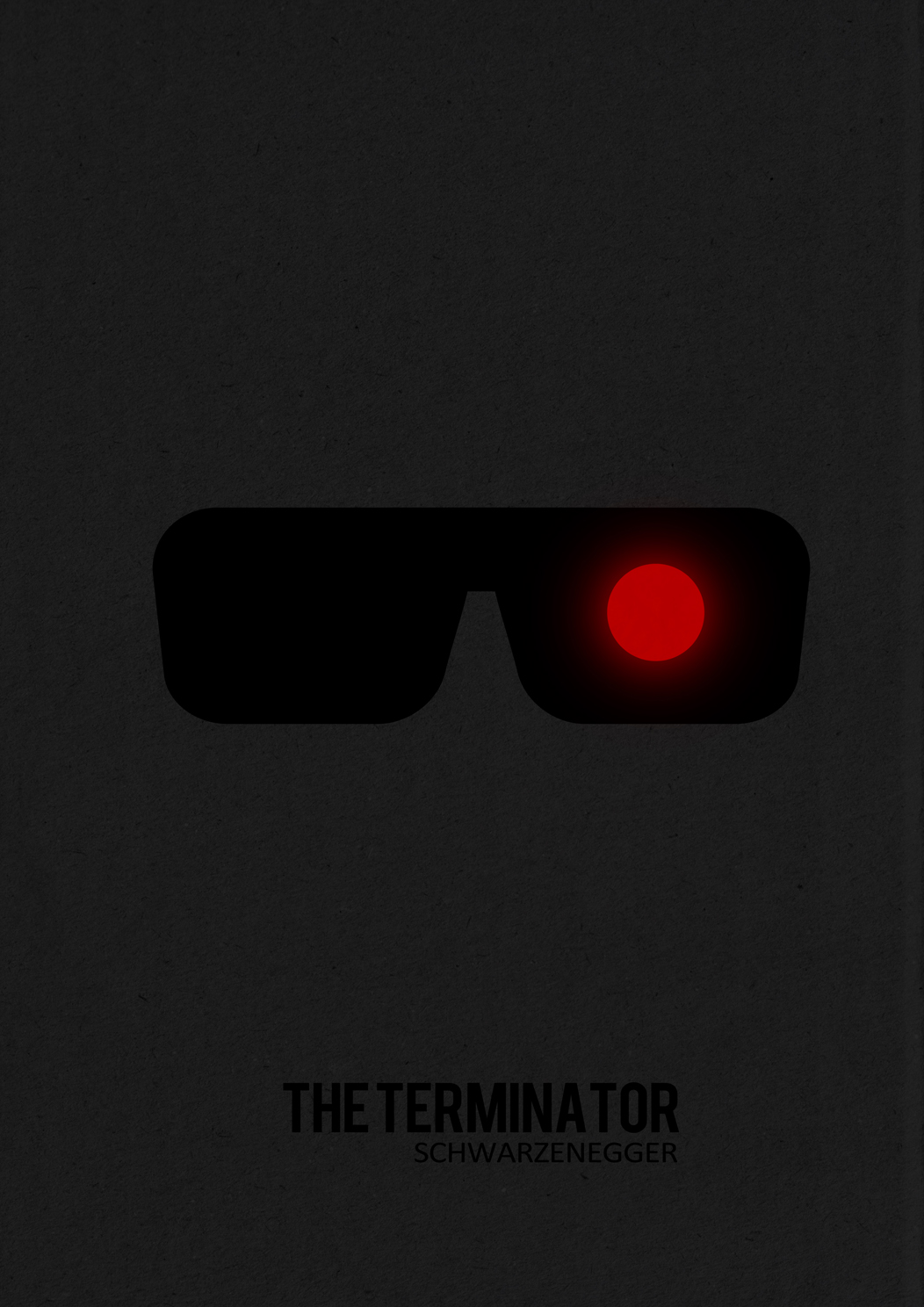 photoshop submission for minimalist movie posters